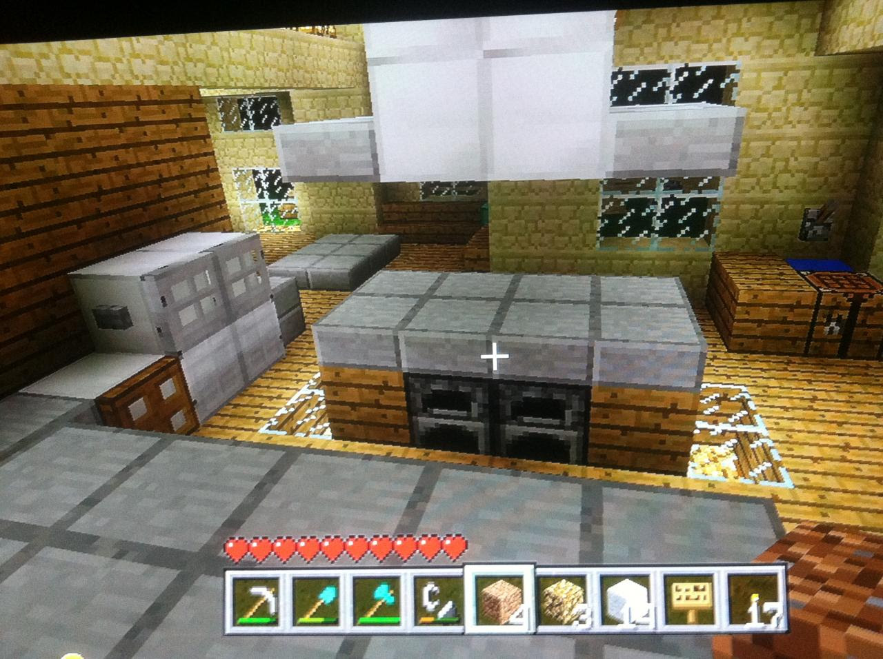 The Kynochs Kitchen Minecraft Xbox 360 Houses Ideas Apps Directories