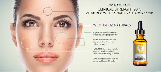 Youthful Skin With The Anti Aging Power Of Vitamin C - Plastic Surgery / Beauty / Weight Loss