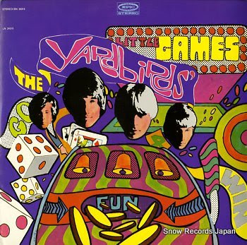 YARDBIRDS, THE little games