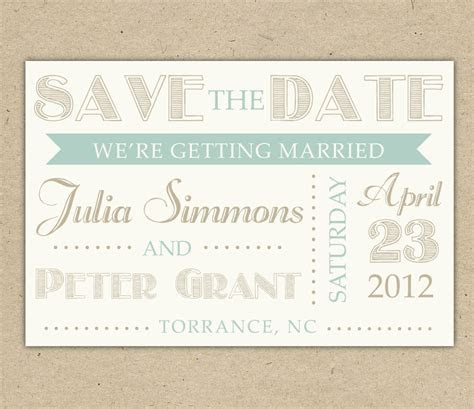 Save The Date Cards Templates For Weddings   shared board