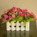 Free Shopping Ceramic Vase Modern Fashionable Home Decoration ...