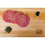 Steakhouse 1/4 lbs Burgers (4 patties) | USDA Prime/Choice