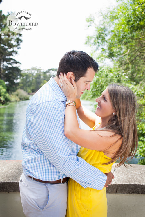 Jennie + Andres: San Francisco Engagement Photos Session at Stow Lake