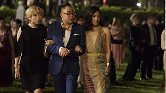 'Crazy Rich Asians' stars on why the film should be allowed to fail - CNN