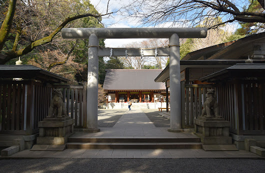 Travel - Nogi Shrine and former Nogi Residence