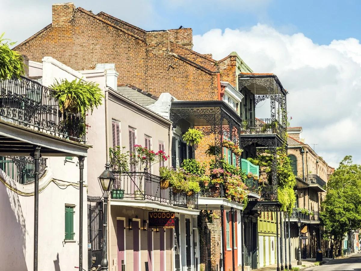 7. New Orleans, Louisiana