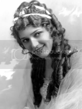 1920s Silent film star Mary Pickford