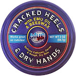 Blue Goo Cracked Heel and Hand Skin Softener, 2 Ounce, Size: 000