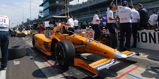 Chevrolet 'Certainly Open' To Supplying Engines To Alonso, McLaren-Andretti IndyCar Team