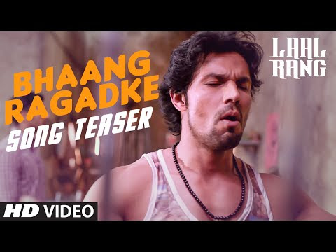 Randeep Hooda: Bhaang Ragadke Song Teaser | Movie: Laal Rang            ~            Apnadesi