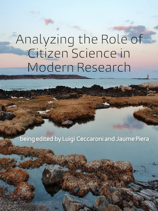 1000001 Labs  » The new book on citizen science: status update and final opportunity to participate