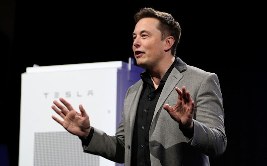 Pay a universal income because robots will take all our jobs, says Elon Musk