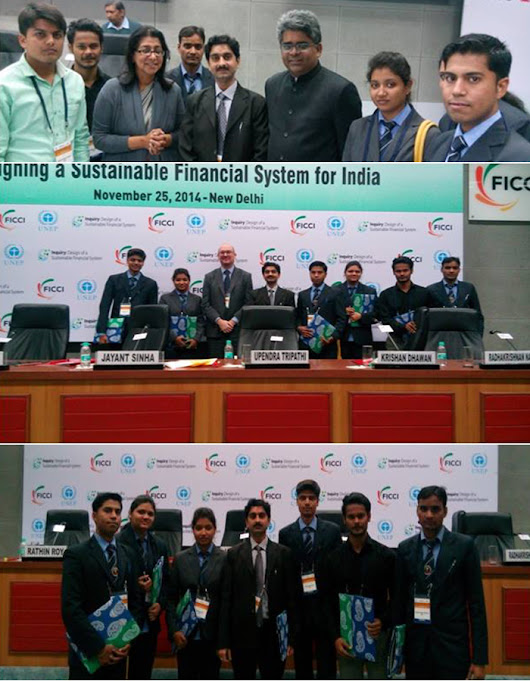 Conference on Designing a Sustainable Financial System for India