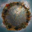 Bizarre Micro-Planets Made From Hundreds of Landscape Photos | Raw File | Wired.com