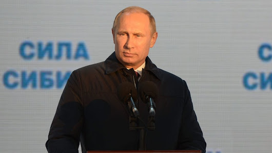 Putin Reportedly Says Russia Could 'Take Kiev in 2 Weeks'
