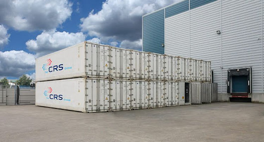 The CRS Guide to Refrigerated Containers