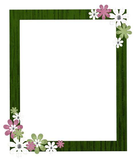 green border frame png clipart  transparent