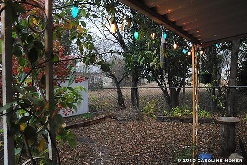 Rainy Christmas Eve