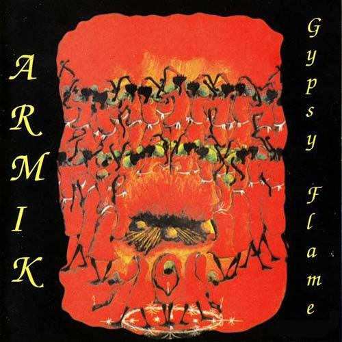 Collector039;s album Armik - Gypsy Flame (1995)