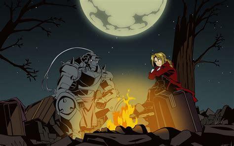 anime review fullmetal alchemist brotherhood senpai