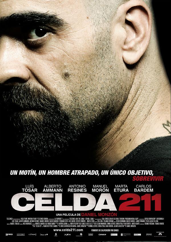 Celda 211 (Daniel Monzón, 2.009)