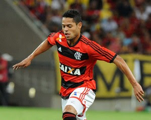 João Paulo Flamengo x Internacional (Foto: Alexandre Vidal / Flaimagem)