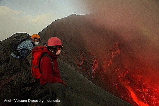 Volcano-Adventures :: Dukono volcano (Indonesia): photos from our expedition in Oct-Nov 2015