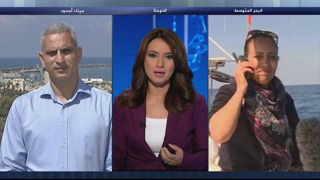 بين زيتونة و #غزة 80ميلاً #الجزيرة في تغطية مستمرة