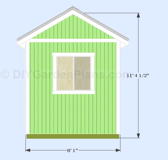 Plans For Diy Shed Bahrully