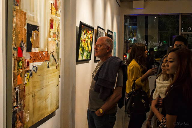 Stay Gallery viewing 1