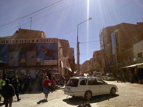 Villazón es la principal alternativa de paso de hinchas de San Lorenzo hacia La Paz