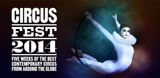 CircusFest is back for 2014 at the Roundhouse - To Do List