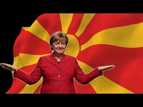 Serbischer Autor: Angela Merkel liebte einen Mazedonier