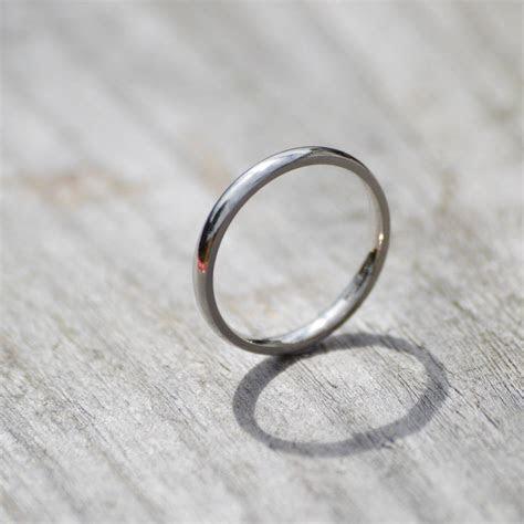 platinum wedding band platinum wedding ring by huiyi tan