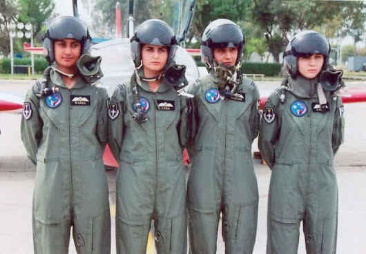 How to Join Pakistan Air Force for Females and Women |
