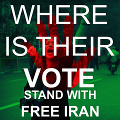 Stand With Free Iran #Iranelection