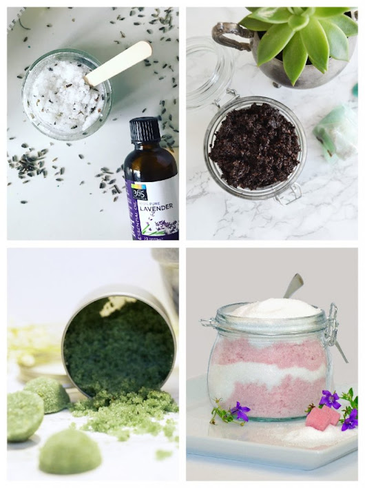 DIY Downtown: Coffee Scrubs & Sugar Scrubs