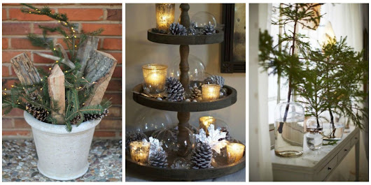 21 Cozy Winter Decorating Ideas That Aren't Red and Green