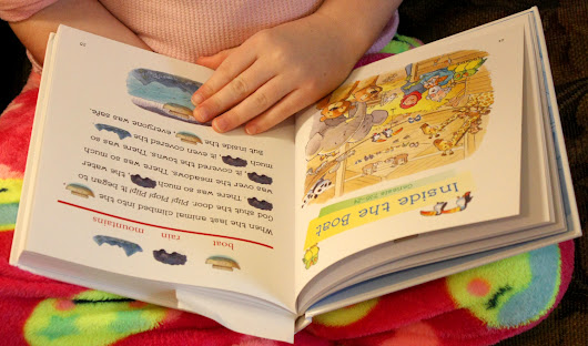 Look, I'm Reading! Bible Storybook ~ Review and Giveaway (U.S-1/20)