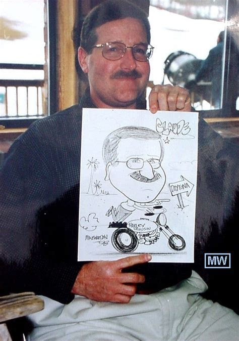 Caricature Artist   Party Rentals, Corporate Events