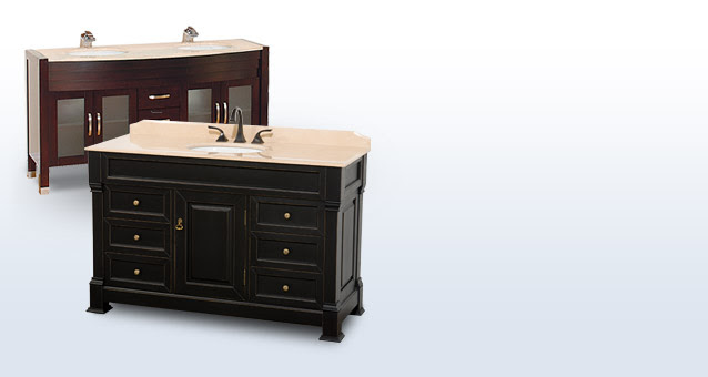 Bathroom Vanity | Vanity Sinks | Modern & Contemporary Bath Vanity
