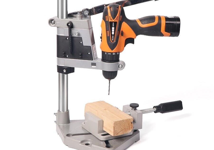 Verbazingwekkend Beste Kopen HILDA Dremel Stijl Boor Stand Power Tools Accessoires FE-87