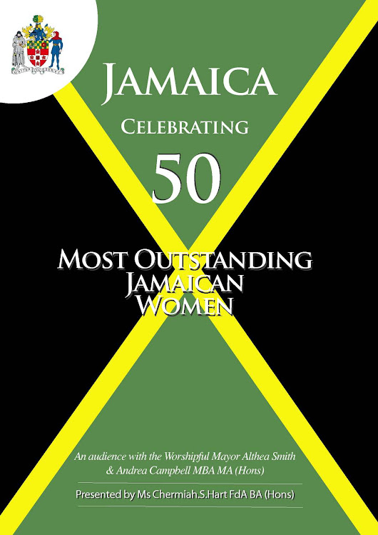 Celebrating 50 Most Outstanding Jamaican Women
