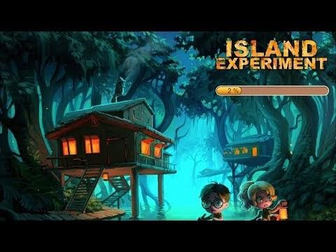 Island Experiment - Macera Oyunu