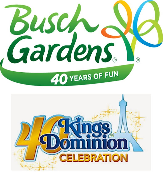 Kings Dominion and Busch Gardens Williamsburg announce partnership