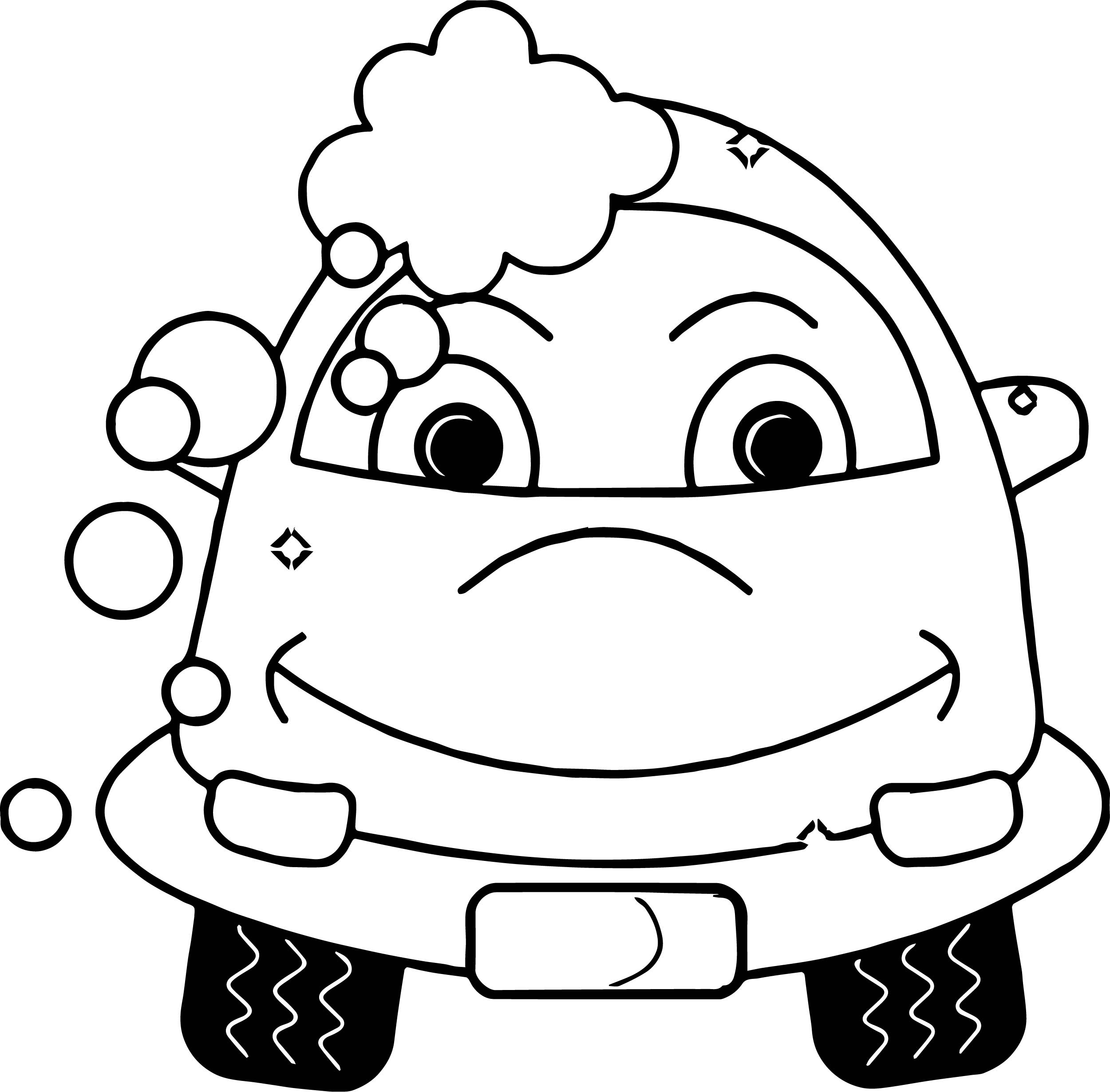 Washing Cartoon Car Coloring Page | Wecoloringpage.com