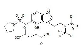 Almotriptan-d6 Malate