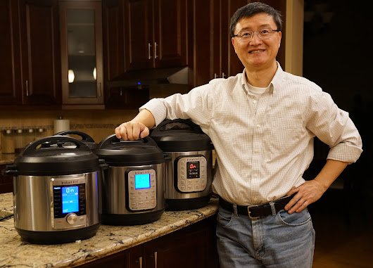 "How a laid-off dad built the ""Instant Pot,"" one of the internet's favorite cooking tools"