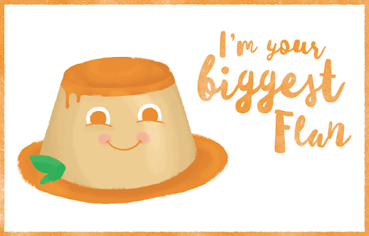 55 Food Puns + Printable Cards For Your Sweetie Pie