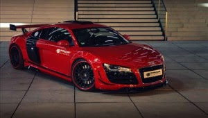 Audi R8 By Prior Design